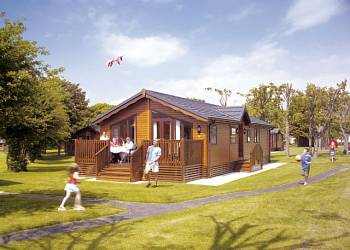 Hoburne Naish Holiday Lodges in Hampshire