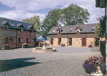 Graig Farm Cottages Holiday Lodges in Powys