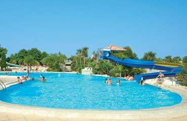 Sequoia Parc Holiday Lodges in Poitou Charentes
