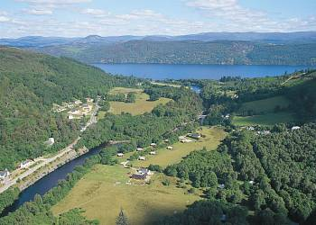 Invermoriston Holiday Lodges in Highlands
