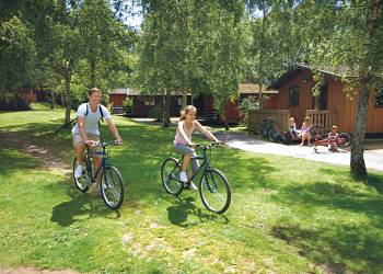 Warmwell Holiday Lodges in Dorset