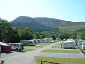 Bryn Gloch Caravan and Camping Park Holiday Lodges in Gwynedd