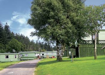 Springhouse Country Park Holiday Lodges in Northumberland