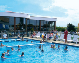 Weymouth Bay Holiday Park Holiday Lodges in Dorset