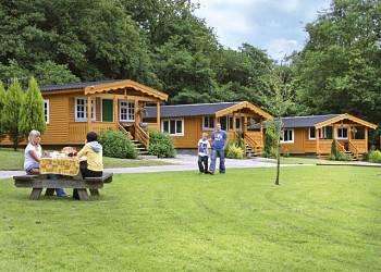 Heronstone Lodges Holiday Lodges in Powys