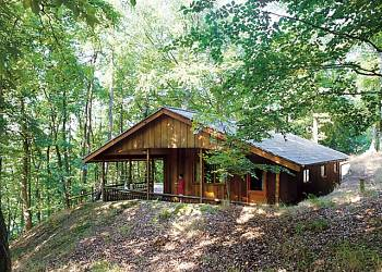 Penllwyn Lodges Holiday Lodges in Powys