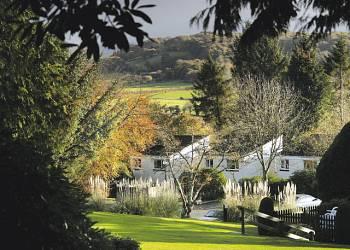 Plas Talgarth Holiday Lodges in Gwynedd