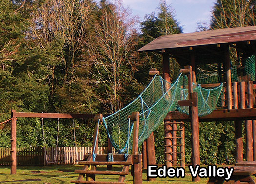 Eden Valley Holiday Park Holiday Lodges in Cornwall