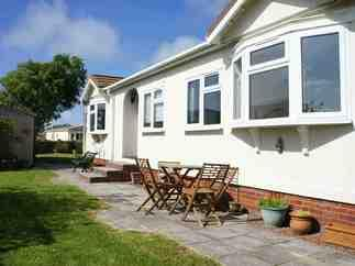 Willow Lodge a british holiday cottage for 5 in ,
