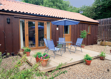 Thorpewood Cottages Holiday Lodges in Norfolk