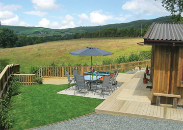 Lon Lodges Holiday Lodges in Powys