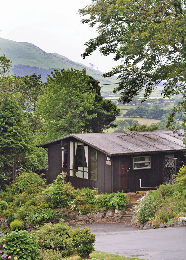 Woodpecker Lodge Holiday Lodges in Gwynedd