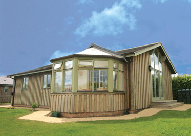 The Beeches Holiday Lodges in Northumberland