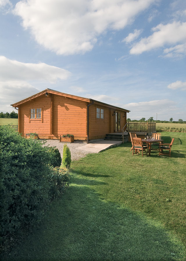 Field Lodge Holiday Lodges in Derbyshire