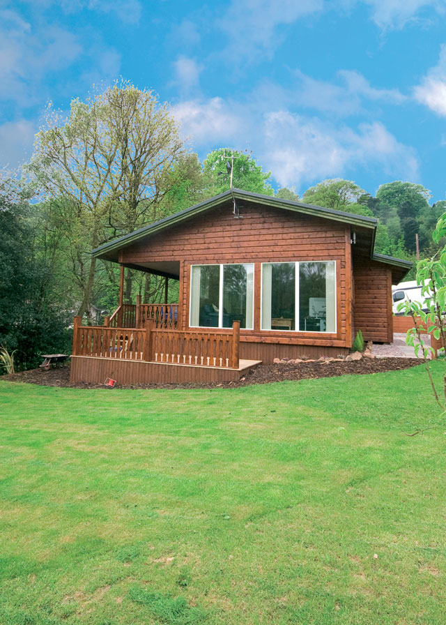 Kipling Lodge Holiday Lodges in Staffordshire