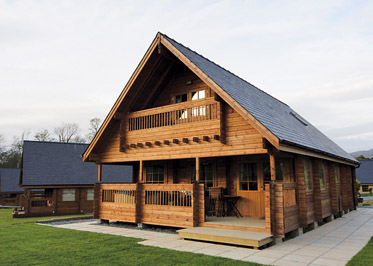 Sun View Lodges Holiday Lodges in Gwynedd