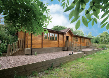 Waterside Lodge Holiday Lodges in Staffordshire