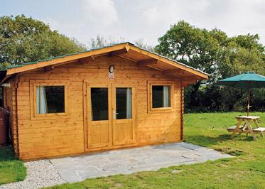 Adamsfield Kingfisher Holiday Lodges in Cornwall