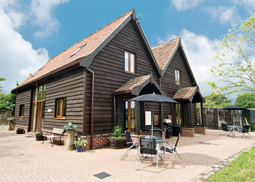 Fairfield Farm Holiday Lodges in Suffolk