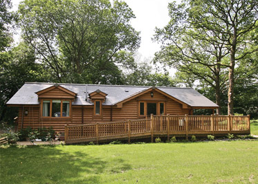 Lilicomb Holiday Lodges in Somerset