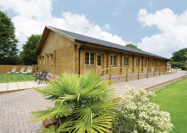 Springlake Holiday Lodges in Suffolk