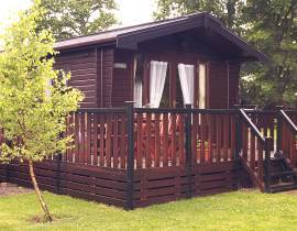Ashness Holiday Lodges in Cumbria