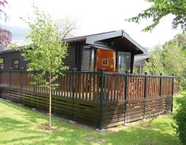 Brook Lodge Holiday Lodges in Cumbria