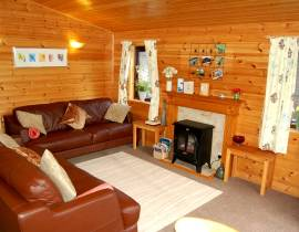 Ewe How Holiday Lodges in Cumbria