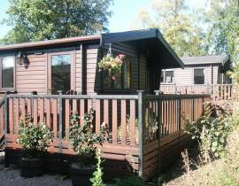 Skiddaw Lodge Holiday Lodges in Cumbria