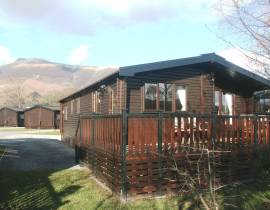 Whiteside Lodge Holiday Lodges in Cumbria