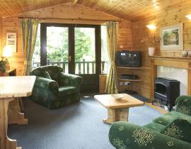 Bracken Lodge is located in Keswick