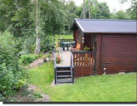 Glaramara Holiday Lodges in Cumbria