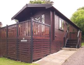 Robins Nest Holiday Lodges in Cumbria