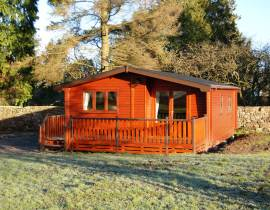 Snittlegarth Lodge 1 Holiday Lodges in Cumbria