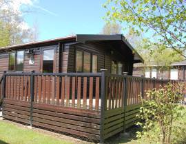 Whinny Brow Holiday Lodges in Cumbria