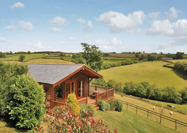Redwoods Holiday Lodges in Devon