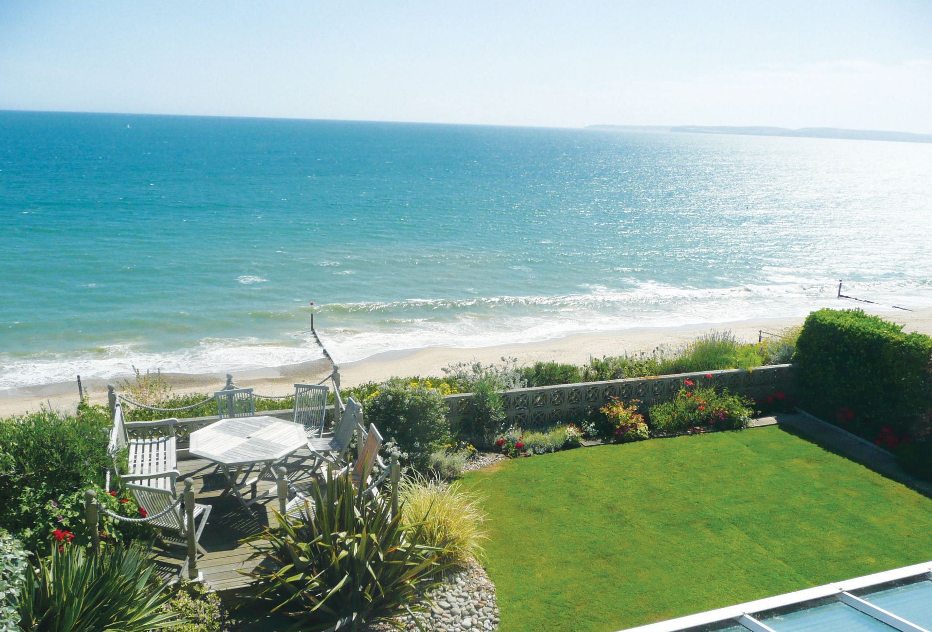Beach View a british holiday cottage for 8 in ,