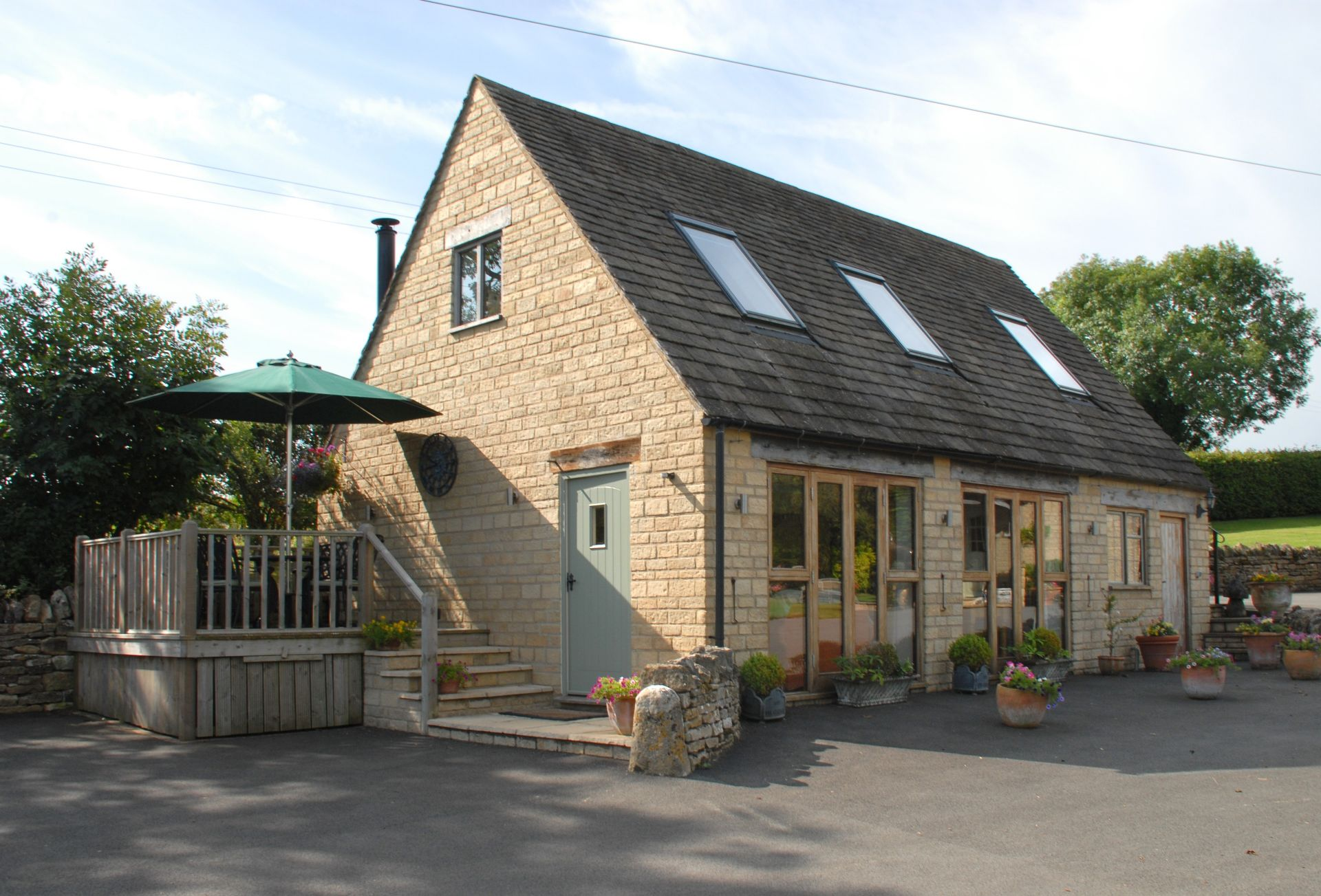 Sheepscombe Byre a british holiday cottage for 4 in ,