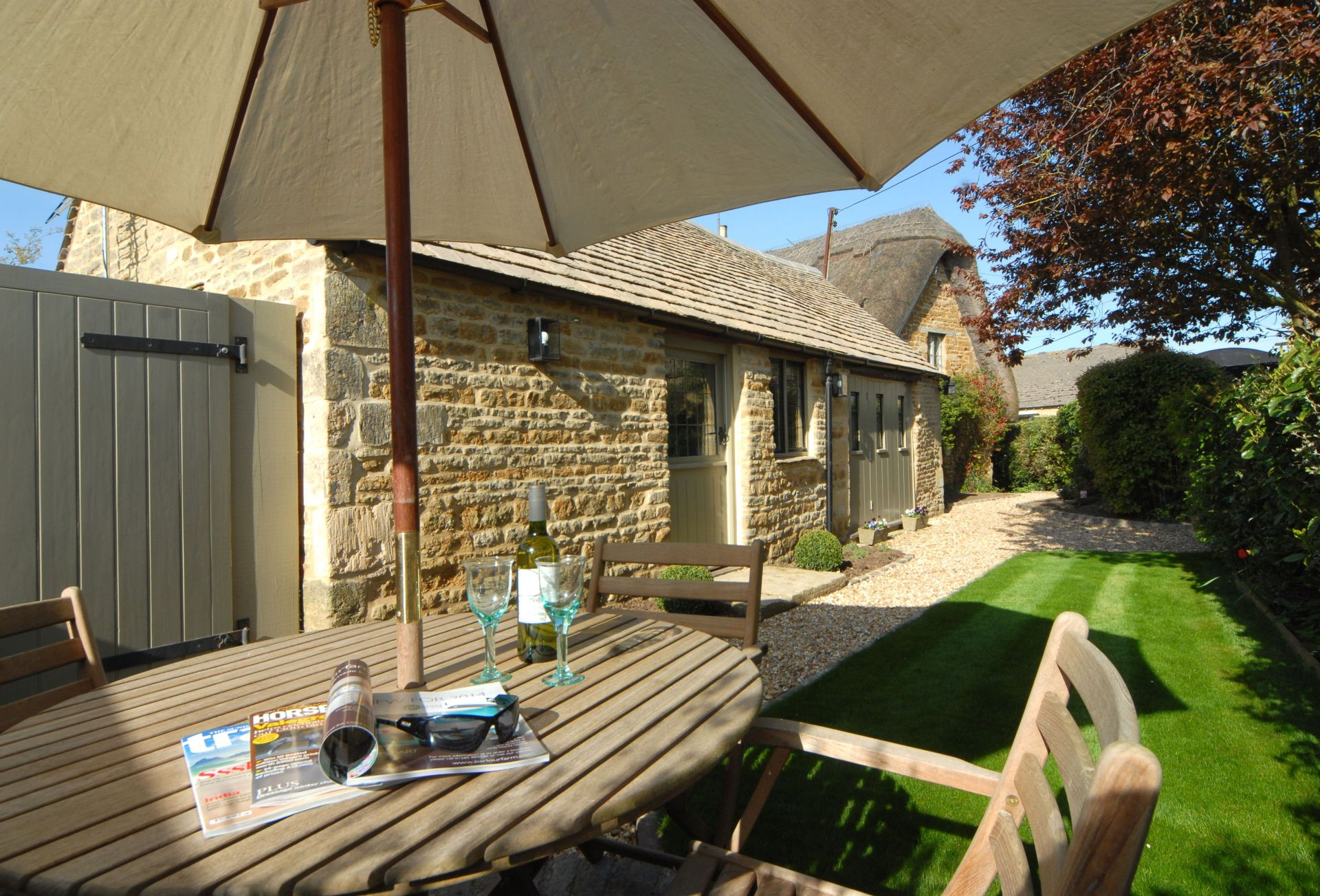The Old Smithy a british holiday cottage for 2 in ,