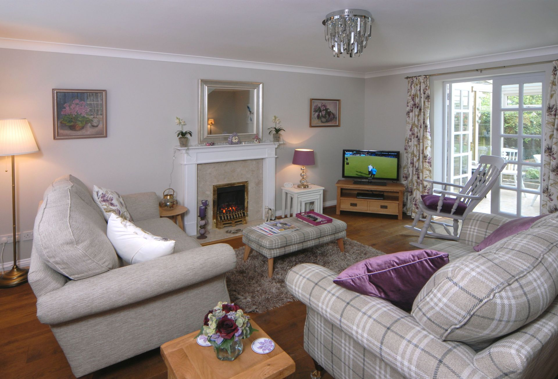 Little Shrublands a british holiday cottage for 5 in ,