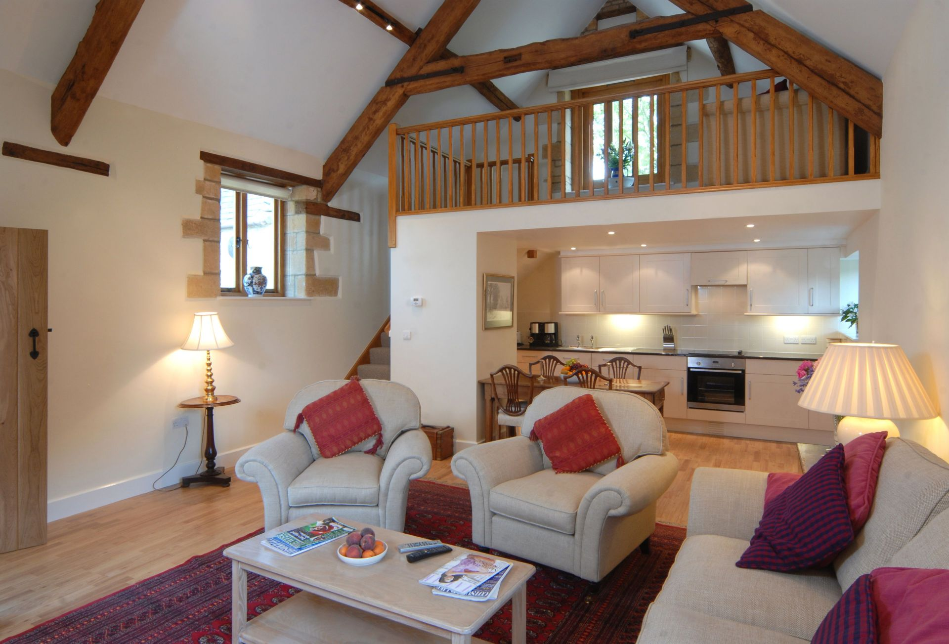 Nellie's Barn a british holiday cottage for 5 in ,