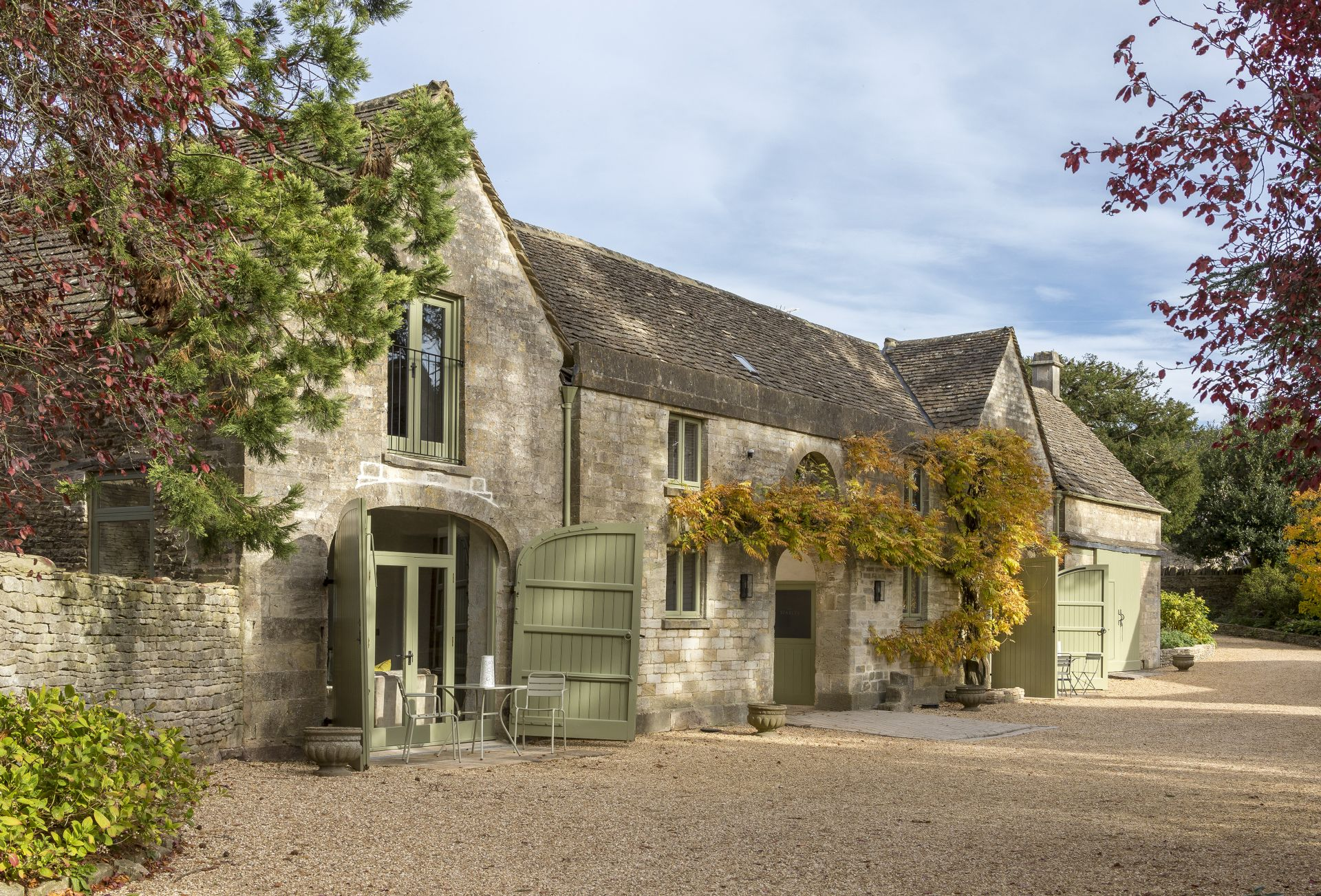 The Coach House and Stables at The Lammas a british holiday cottage for 8 in ,
