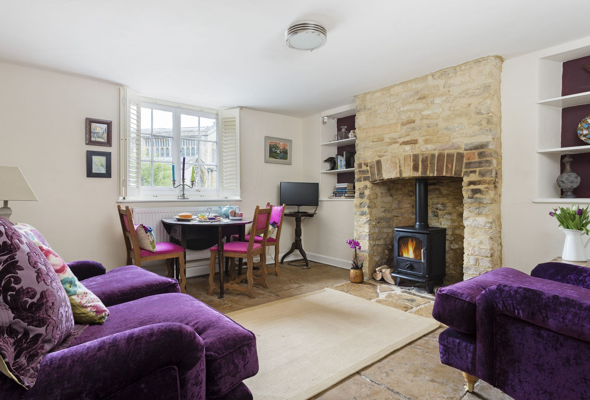 Church Cottage a british holiday cottage for 2 in ,
