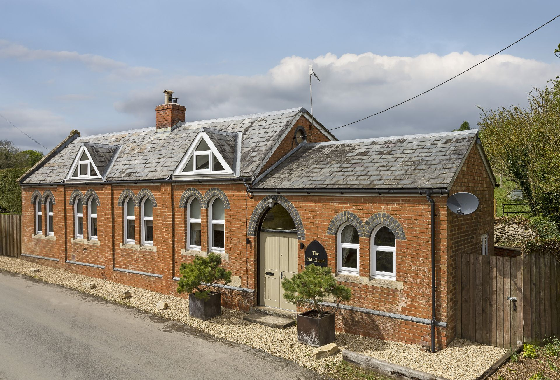 The Old Chapel a british holiday cottage for 6 in ,