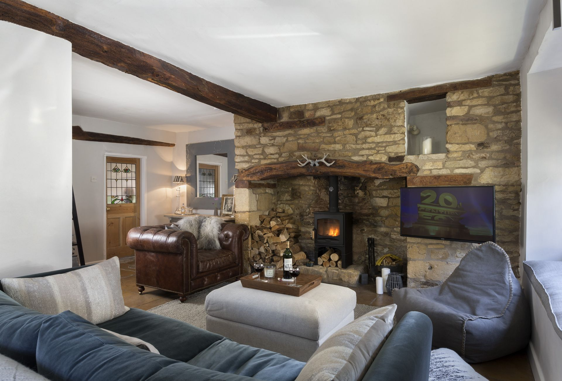 Corner Cottage a british holiday cottage for 4 in ,