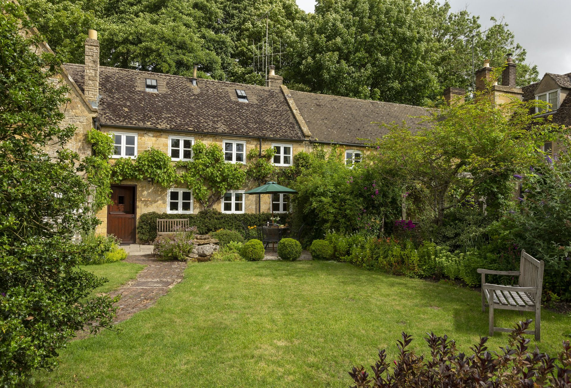 Dyers Cottage a british holiday cottage for 3 in ,