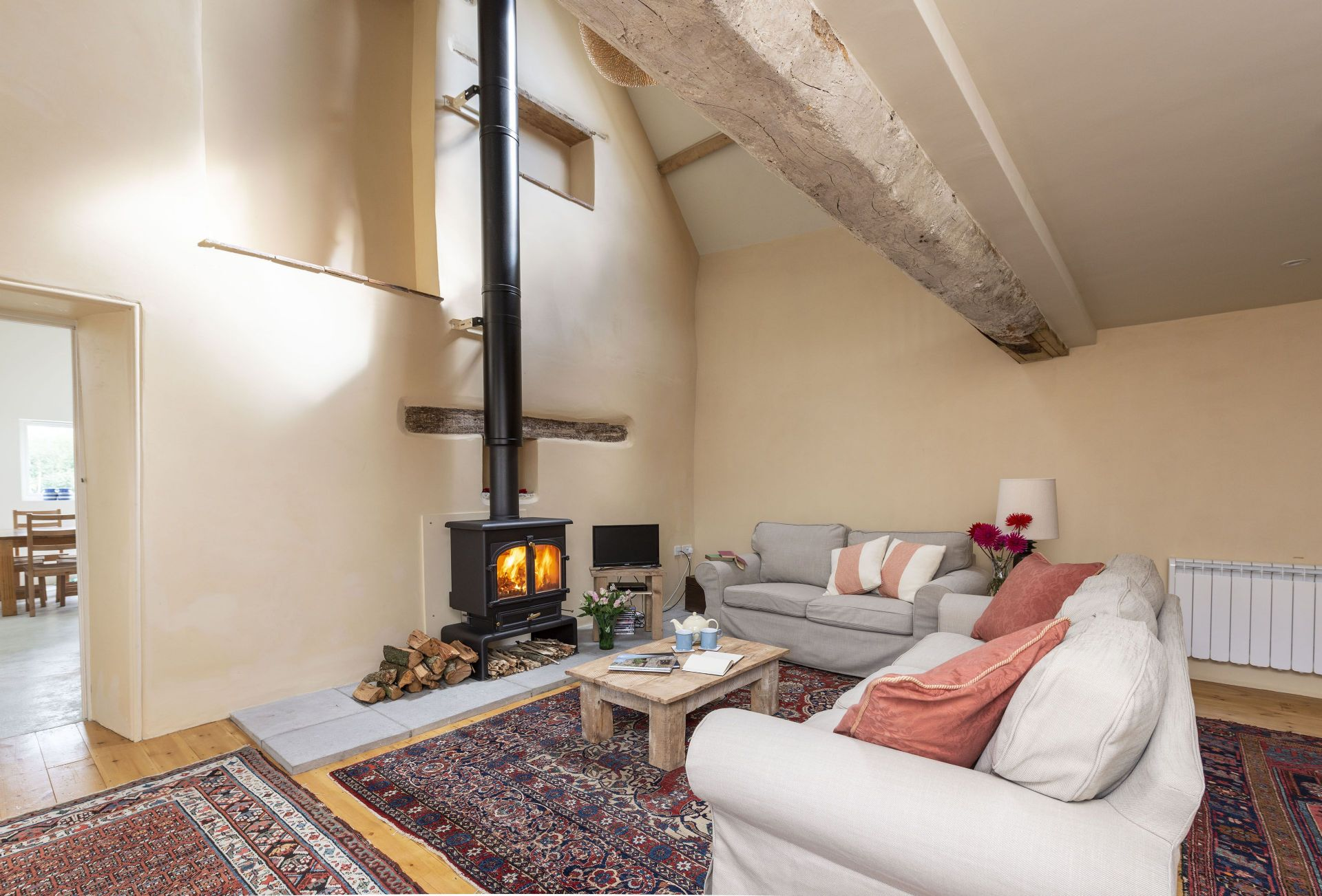 Stable Cottage at Draycott a british holiday cottage for 6 in ,