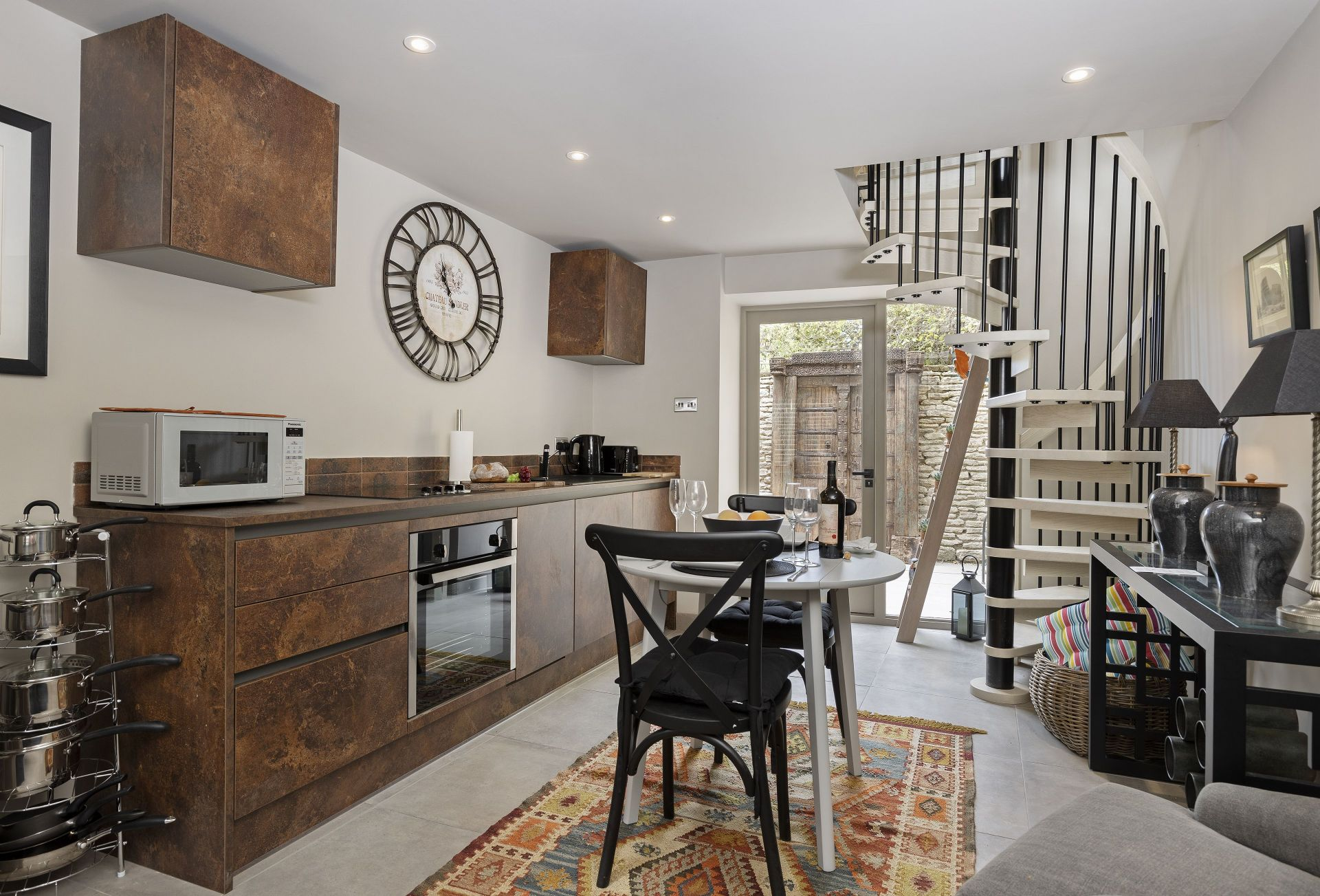 Squirrel Cottage a british holiday cottage for 2 in ,