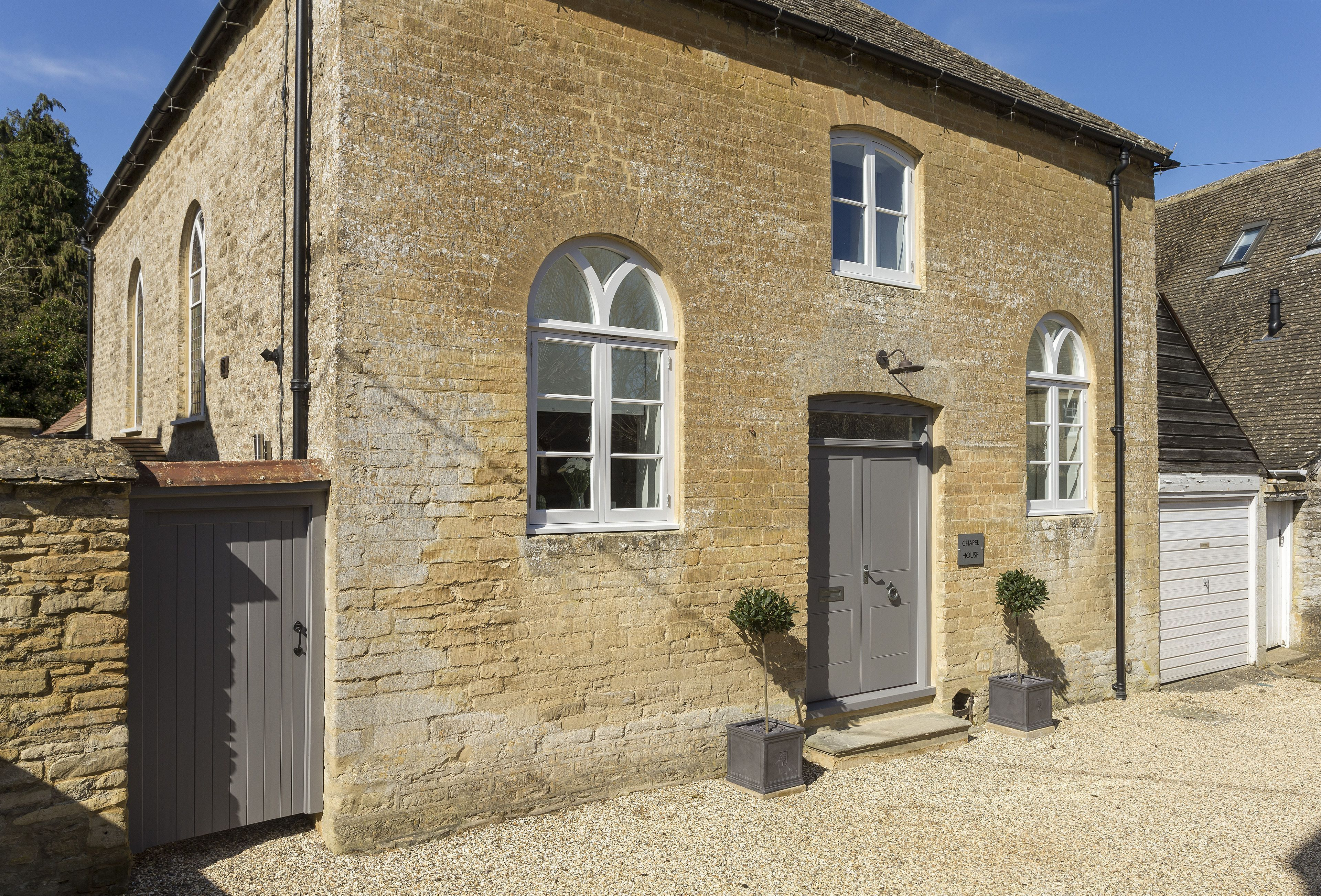 Chapel House a british holiday cottage for 4 in ,
