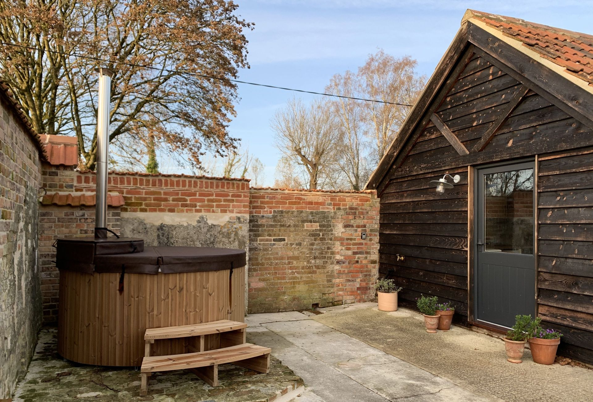 Park Farm Byre a british holiday cottage for 5 in ,